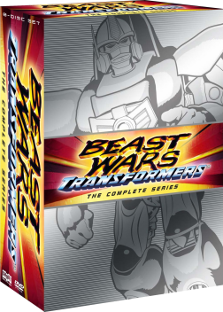 Transformers – Beast Wars: Complete Series