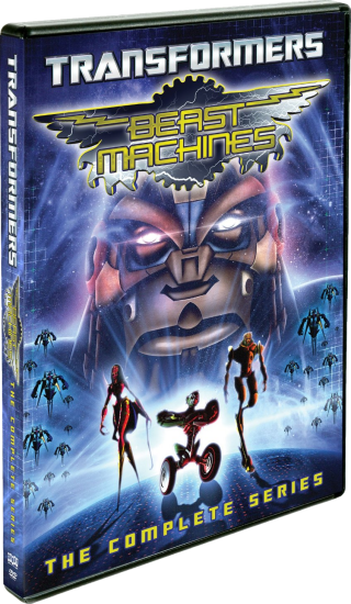 Transformers – Beast Machines: Complete Series