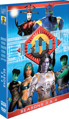 ReBoot: Seasons 3 & 4